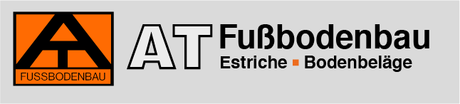AT Fußbodenbau Hamm | Estriche, Bodenbeläge und Sonderlösungen Logo